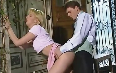 Forsome pound, mummies in tights and DOUBLE PENETRATION lovemaking in antique porno flick