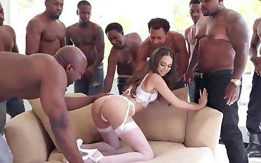 free sex gangbang